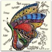 zen papillon