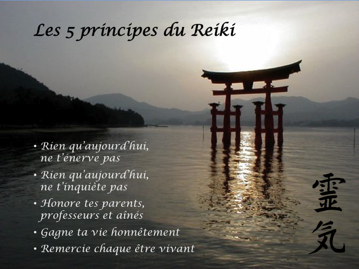 zen 5 principes reiki pens es positives de la z nitude la z nitude de pierre zen doctissimo. Black Bedroom Furniture Sets. Home Design Ideas