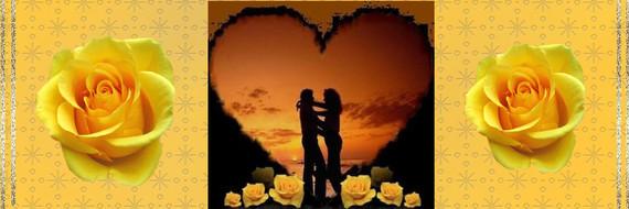 Ban couple rose