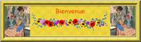 ban liseuse fleurs-