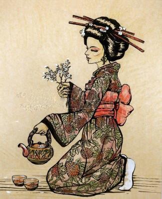 thé cérémonie