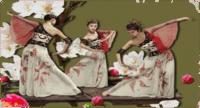 A 3 danseuses