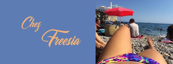 freesia BAN plage
