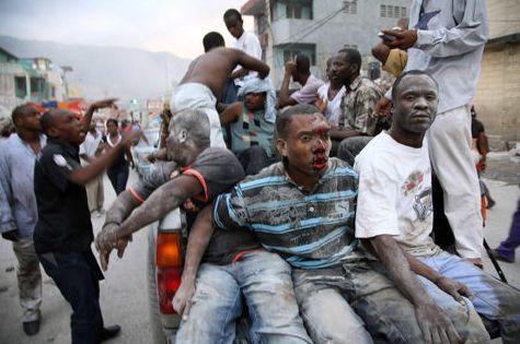 ''Vatican/Citation/Évangile'' Haiti-catastrophe-haiti-catastrophe-sipa-big