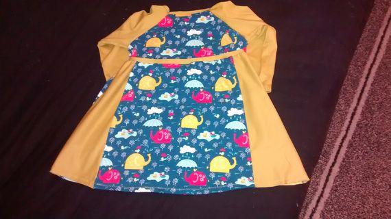 robe Frosty Dots Ottobre 92 dos