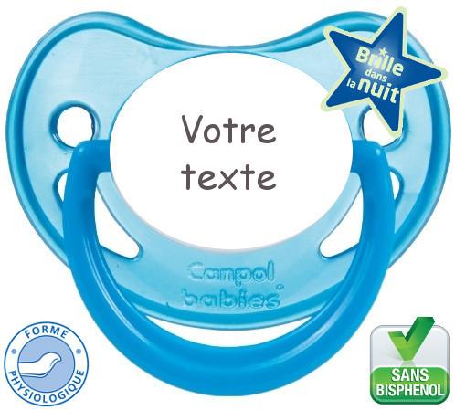 tetine-personnalise-fluorescente-bleu