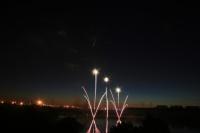 Effets pyrotechniques à Valenton