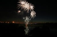 Effets pyrotechniques