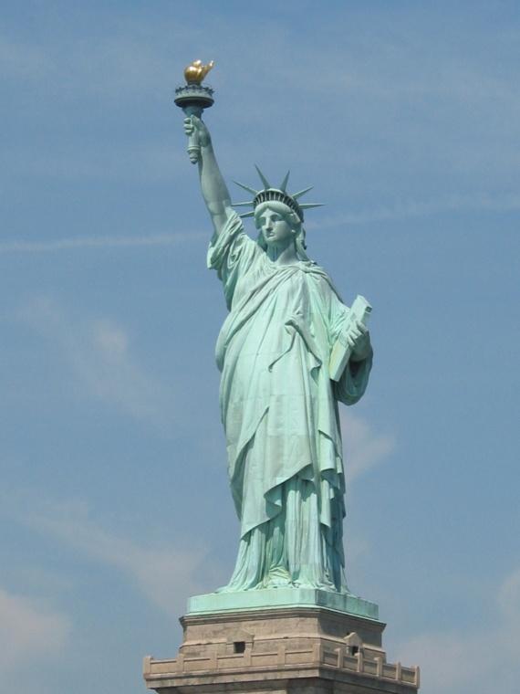 Nouveau Statue de la liberté - New York - USA - New York - *smenier  RM69