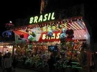 Brasil foire du trone