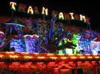 Train fantome foire du trone
