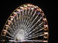 Grand roue foire du trone