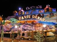Paris Dakar foire du trone