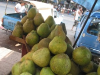 Fruits à Rangoon - Birmanie