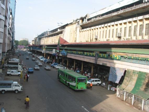 Yangon - Rangoon - Birmanie - Myanmar