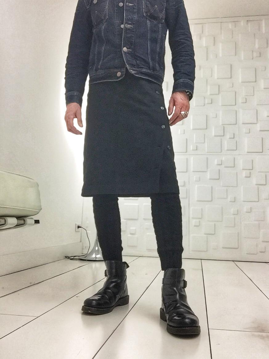 La jupe pour homme  Qu en pensez vous  - Mode homme - FORUM Beauté c96212b0561