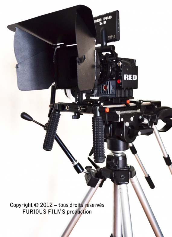 Location RED SCARLET X