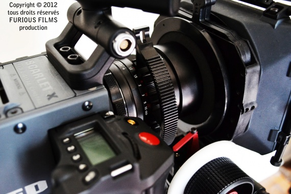 Location RED SCARLET X 4