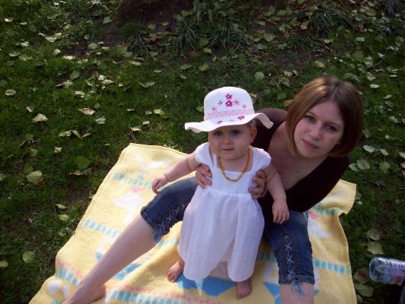 LE 15.04.09 Ambre et maman (2)