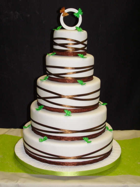 wedding cake - Fontaine Gateau Mariage