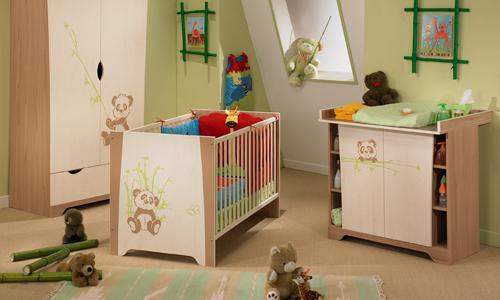Déco panpan/panda avis - Chambre de bébé - FORUM Grossesse & bébé