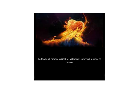 Le feu du souvenir