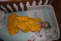 Sac de couchage taille 2 ans !!