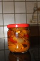 légumes aigre-doux