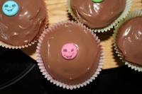 Cupcake choco 1