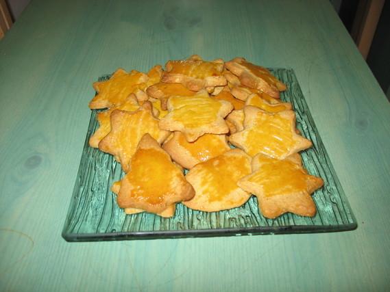 biscuits à la canelle