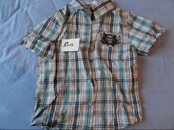 chemisette scott