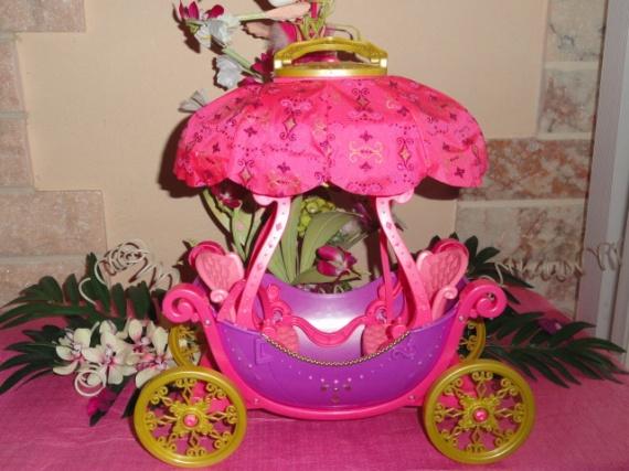 Cal che montgolfi re barbie barbie polly pocket ken - Caleche barbie ...