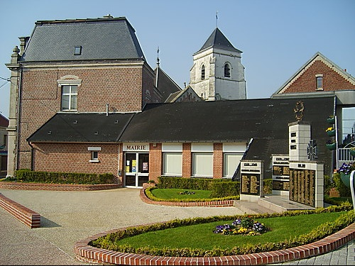 mairie côté