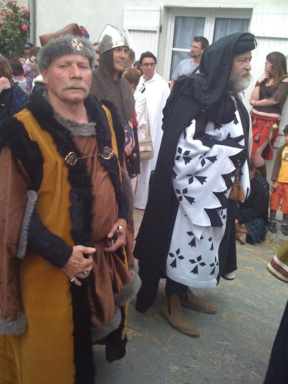 Médiévales de Provins 2010