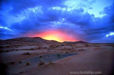 normal_sahara marocain lever de soleil