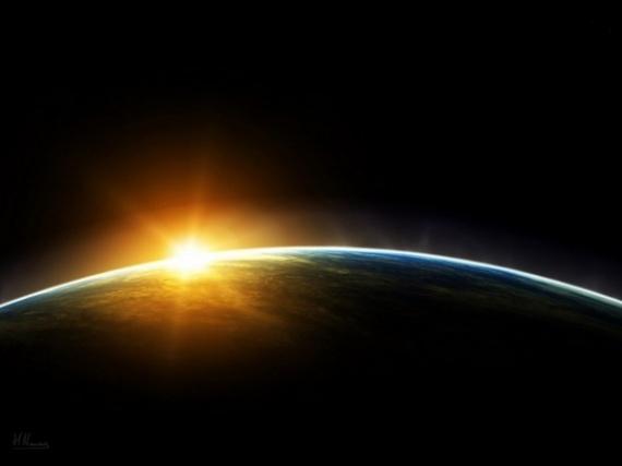 fond-ecran-lever-de-soleil-vu-de-lespace