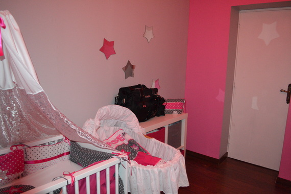 Peinture Chambre Rose Fushia  RalissCom