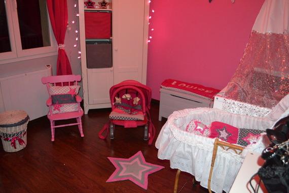 Chambre Fushia Et Gris. Chambre Fushia Et Gris. Chambre Fille Rose ...