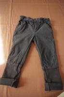 Ikks pantalon(noir,ne rend pas bien sur la photo) très beau porté ! taille 2 ans 15€