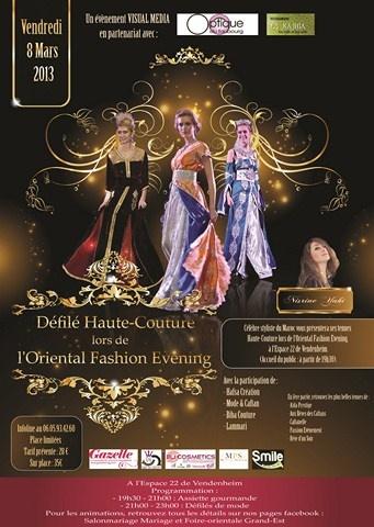 Affiche Oriental Fashion Evening (Copier)-1