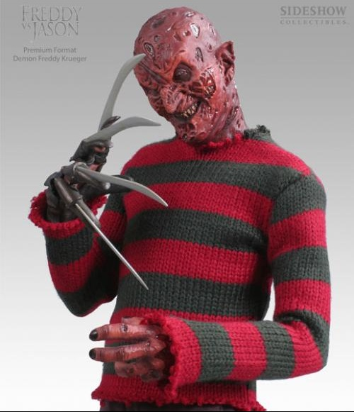Freddy Qtr Scale Demon Freddy Figure