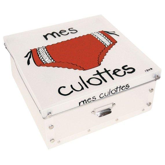 mes culottes