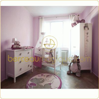 chambre noukies maisonnette victor lit 60x120 c  Photo de déco de la chambre