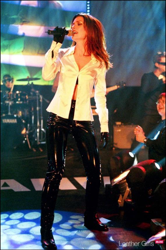 Shania Twain Leather 1 Cuir Seth57 Photos Club