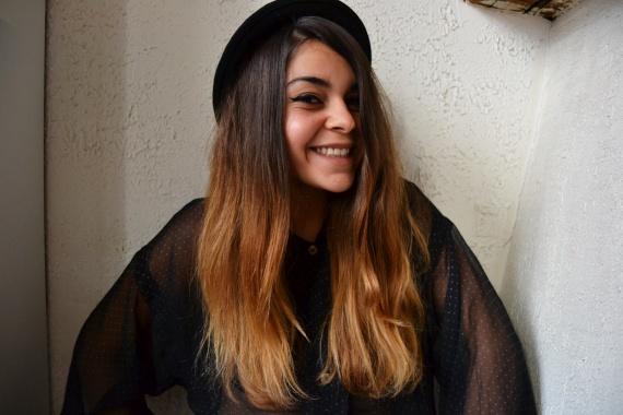 Help mon ombre hair une cata photos coiffure et coloration forum beaut - Brune reflet acajou ...