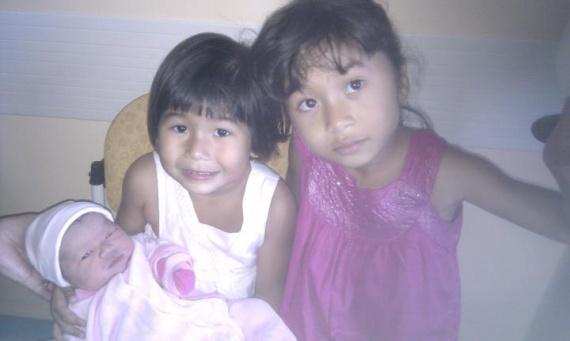 le trio 100% petites princesses