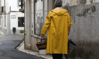Portugal-Raincoat