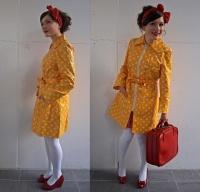 yellowpolkadotraincoat