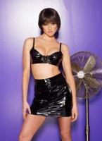 black_vinyl_pvc_mini_skirt
