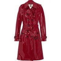 trench-vinyle-rouge-vinyle-rouge-bordeaux-burberry-157300157-825797